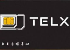 Crypto-supporting SIM card by TELX