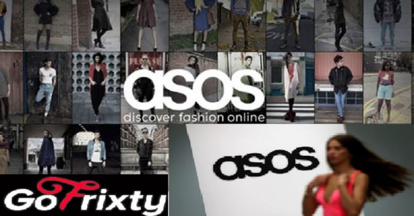 ASOS discover fashion online ASOS Customers