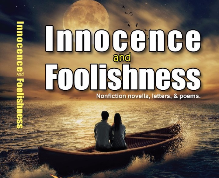 Innocence and Foolishness By Rizwan Ahmad - Book title