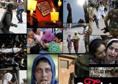Kashmir valley bleeds postures