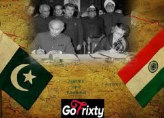 Simla treaty between Pakistan and India on Kashmir dispute