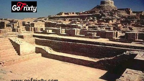Mohen Jo Daro the city of the dead