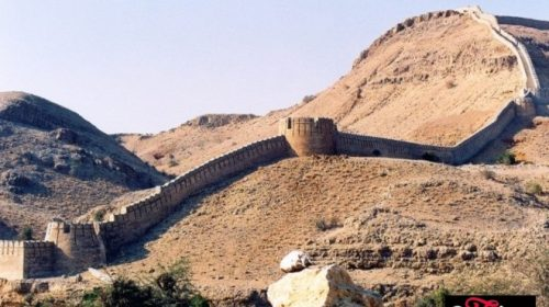 Ranikot Fort The great wall of Sindh