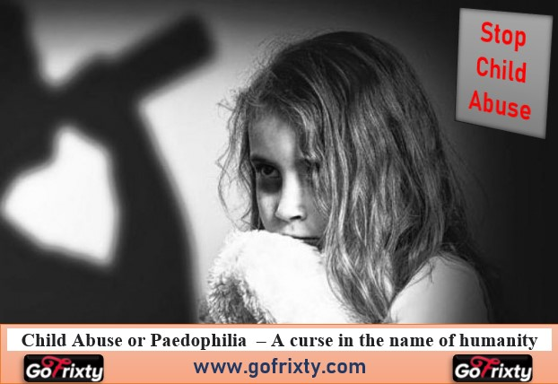 Stop child abuse or Paedophilia gofrixty