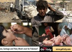 Flies, Garbage and Polio; What's next for Pakistan?