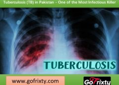 Tuberculosis (TB) in Pakistan – One of the Most Infectious Killer
