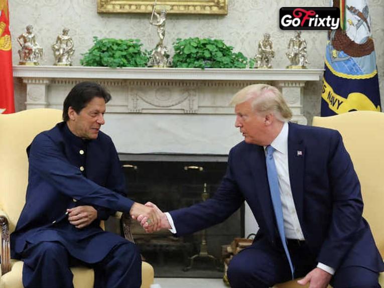 Imran Khan Donald Trump covid19 conversation coronavirus