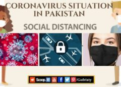 Coronavirus Lockdown in Pakistan social distancing