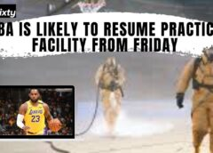 NBA is likely to resume practice facility, basketball court disinfected after COVID-19 outbreak