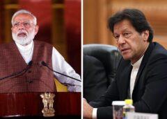 """Hindutva Supremacist Modi Government is a threat to India's neighbors,"" said PM Imran Khan."