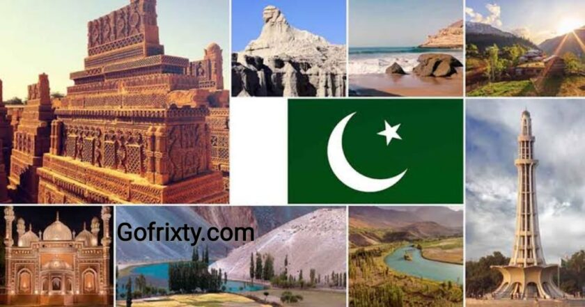 Tourism in Pakistan and Economy