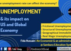 Unemployment and its impact on US and Global Economy