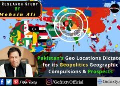 Pakistan Geo Locations Dictates for its Geopolitics PM Imran Khan