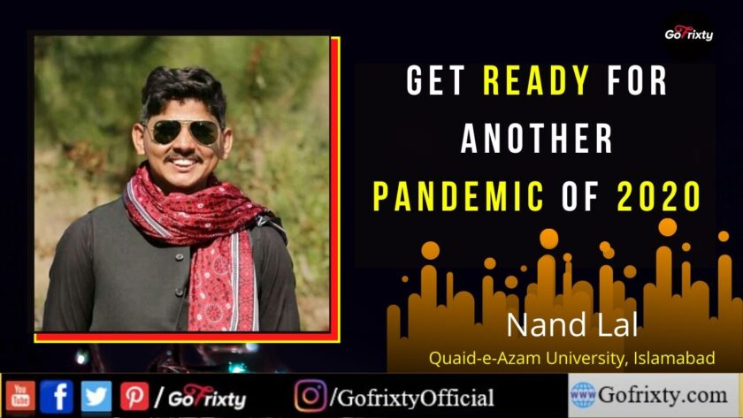 nand lal second pandemic yet another pandemic of 2020
