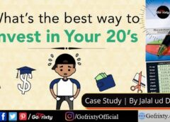What's the best way to Invest in your 20s | Case Study