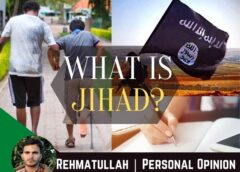 what is Jihad by rehmatullah personal opinion gofrixty