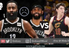 Cavaliers once again thrashed to newly-made super NBA franchise 'Nets'