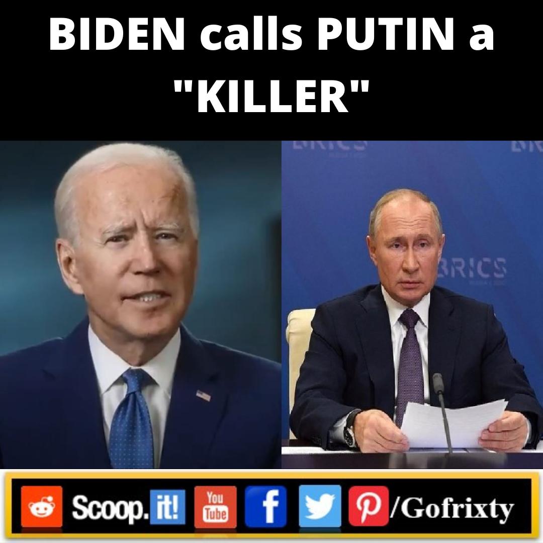 Biden Calls Putin