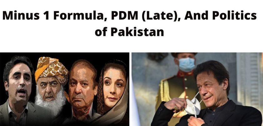 Minus 1 Formula Imran Khan Bilawal bhutto Maryam Nawaz and Fazlu Rehman
