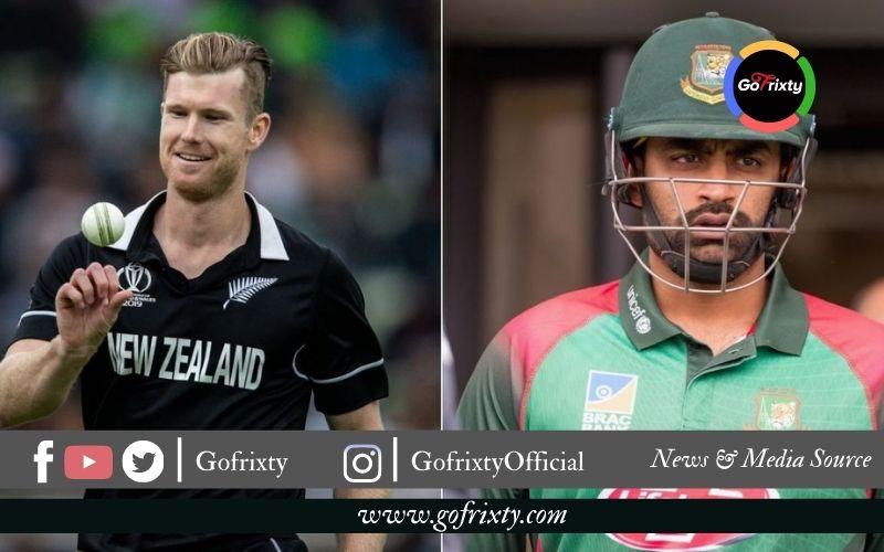 New Zealand thrashed Bangladesh in 3rd ODI Match report Tom Latham and Tamim Iqbal