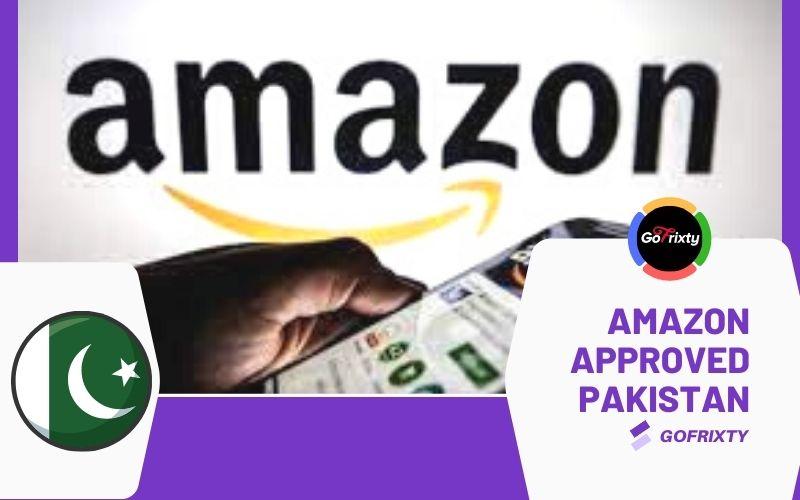 Pakistan Amazon Seller Amazon approved Pakistan in selling list 2021