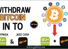 how to deposit or withdraw cryptocurrency in Pakistan