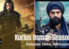 Kurlus Osman Season 3 Release Date Announced. Is Turgut Alp back?
