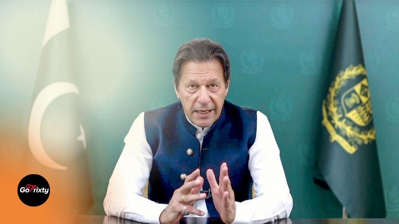 PM Pakistan Imran Khan 76th United Nations General Assembly (UNGA) session