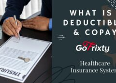 What is Deductible & Copay in terms of healthcare insurance system?