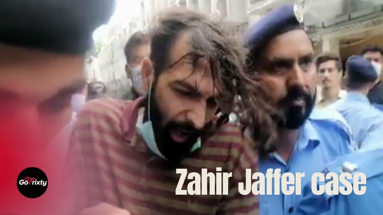 Zahir Jaffar case update